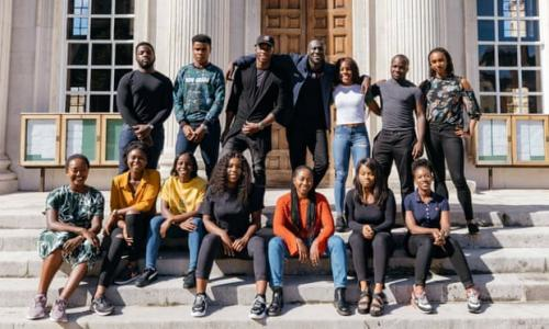 Stormzy: More black students being accepted at Cambridge