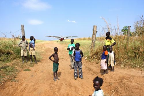 Uncharted Territory: South Sudan