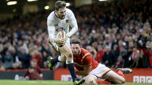 England secures 2nd Six Nations title after thrashing Scotland