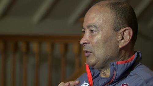 Eddie Jones plays down England's record-equalling streak