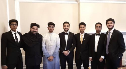 The Cambridge Majlis, reborn – famous indian leaders