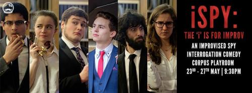 Review: iSpy: The 'i' is for improv | Varsity
