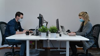 Is relocating the workplace beneficial?