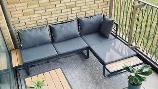 How to transform your patio or garden into a comfy space?