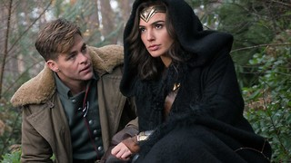 Review: Tableaus of 'Wonder Woman'