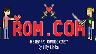 The satirical and the sincere: combining the conflicting in ROM.com