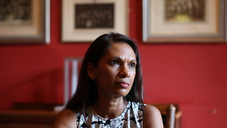 Gina Miller: 'May is Prime Minister in name only'