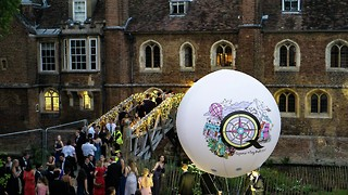 May Ball Review: Queens'