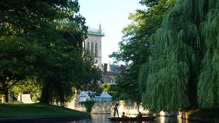 Cambridge becomes UK's fastest growing city