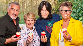 A  delectable new 'Bake Off' recipe