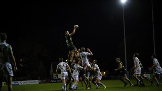 Valiant efforts all round as Blues beaten by Northampton Saints