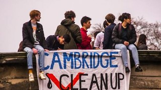 Cambridge working group plans 'town hall' meetings on divestment