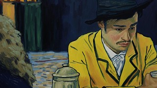 Review: Style over substance in  Loving Vincent