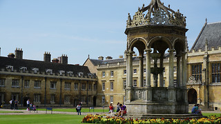 Cambridge traditions are by no means open to everyone