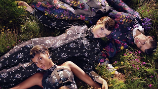 H&M x ERDEM is bold fashion at a high street price