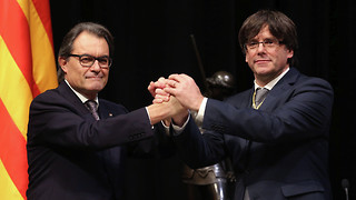 Catalonia deserves a martyr. Instead, they have Puigdemont
