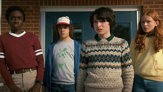 The aesthetic appeal of Stranger Things