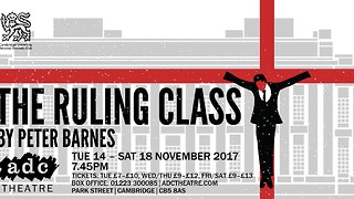The Ruling Class review: 'a tale of madness and delusion'