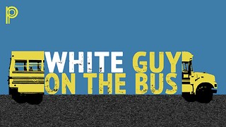 Review: White Guy on the Bus