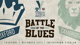 Live: Varsity Rugby 2017