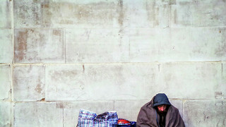 The homeless should be helped, not criminalised