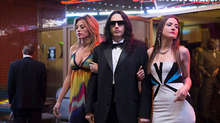 The Disaster Artist review: 'laughing all the way to the bank'