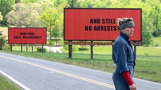 Three Billboards Outside Ebbing, Missouri review: 'redemption is the agenda of the day'