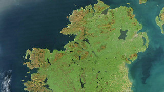Mapping the Difference: the Anglo-Irish familiarity deficit