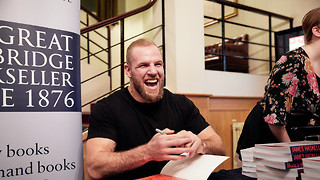 James Haskell: 'What was good when I last played wouldn't be good enough now'