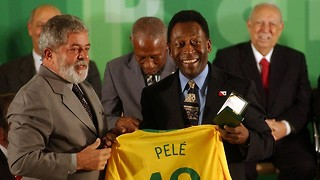 Pelé postpones Union visit due to illness just one week after announcement