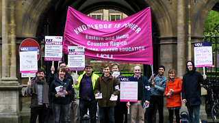 Everything you need to know about the UCU staff strikes