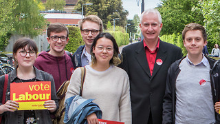 Cambridge's student political clubs make endorsements