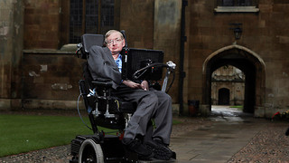 Hawking's survival against the odds should invigorate our quest to cure ALS