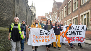 Divestment campaign gathers widespread support ahead of University decision