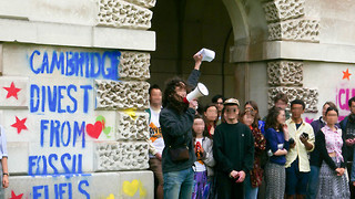 Performative protest is not the way to achieve divestment