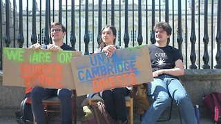 Why I am hunger striking for Cambridge to divest