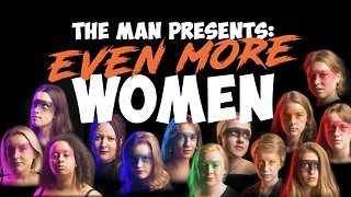 The Man Presents Even More Women  preview