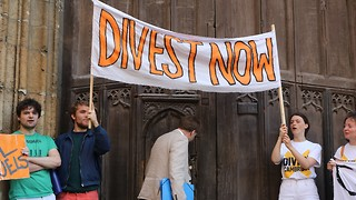 The divestment march must continue if we are to secure a democratic university