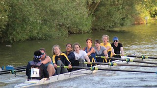 50 years in, Wolfson aims to shine in May Bumps