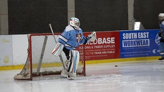 New to a Blue: Ice Hockey