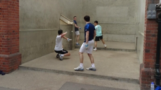 New to a Blue: Eton Fives