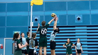 New to a Blue: Korfball