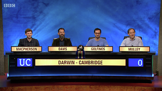 Why the  University Challenge  gender problem matters