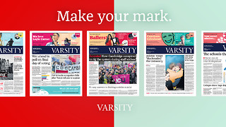 Contribute to Varsity in Michaelmas term