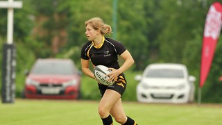 Samantha Graham on satellites and sevens international rugby