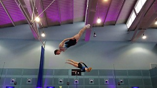 New to a Blue: the Cambridge trampolining club