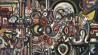 Richard Pousette-Dart: Beginnings exhibition review