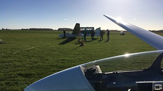 Taking wing with the University Gliding Club