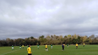 Men's football Cuppers kicks off with victory for Girton over Clare