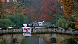 The unethical investments of some Cambridge colleges must go